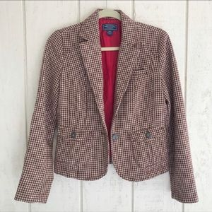 American Eagle Outfitter Brown/beige blazer.